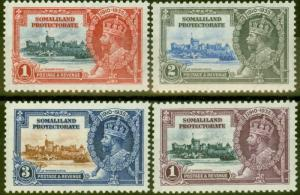 Bechuanaland 1935 Jubilee set of 4 SG111-114 Fine MNH