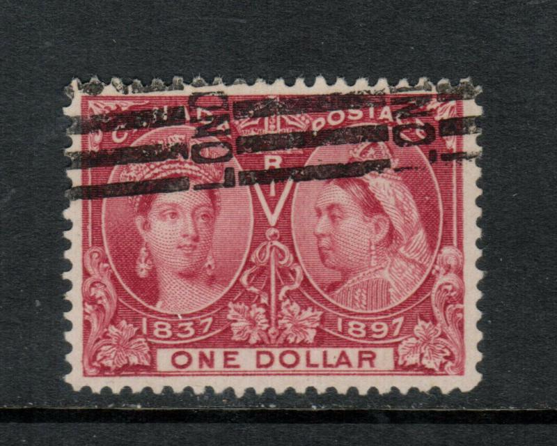Canada #61 Extra Fine Used **With Certificate**
