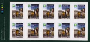 Canada 2094a  MNH Booklet - TD Bank Financial Group