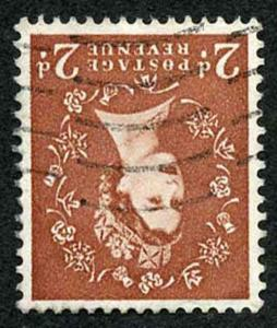 SG573Wi 2d Wmk Crowns INVERTED (ordinary) Fine used