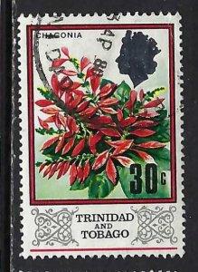 TRINIDAD & TOBAGO 154 VFU W719-1