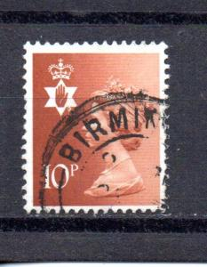Great Britain - Northern Ireland NIMH13 used (B)