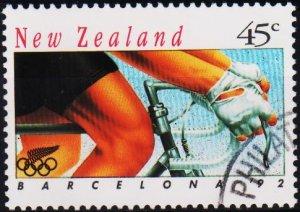 New Zealand. 1992 45c S.G.1670 Fine Used