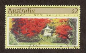 AUSTRALIA SC# 1132a VF U 1991