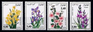 [64957] Algeria 1986 Flora Flowers Blumen  MNH