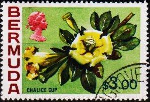 Bermuda. 1970 $3 S.G.265a Fine Used