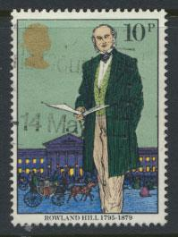 Great Britain SG 1095  - Used - Rowland Hill