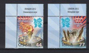 SERBIA - 2012 LONDON SUMMER OLYMPIC GAMES   M1703
