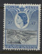Kenya Uganda Tanganyika SG 171 Used