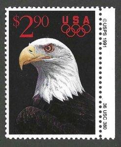 United States 2540  MNH