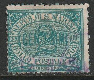 San Marino Sc 1 used