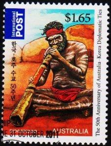 Australia. 2011 $1.65 Fine Used