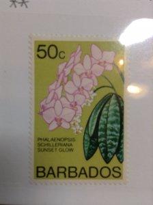 Barbados  # 407  MNH