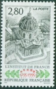 FRANCE Scott 2498, Yvert 2973 Fr institute  MNH** 1995