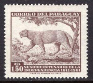 Paraguay 595 MNH VF