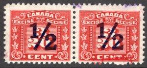 van Dam FX107 - 1/2 on 3/20th, horiz. pair, Three LeafExcise Tax - Lightly ...