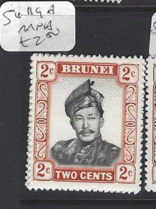 BRUNEI  (P2608B)  2C  SG 119A   MNH