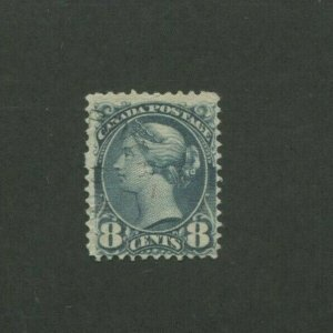 1893 Canada Postage Stamp #44 Mint F/VF No Gum