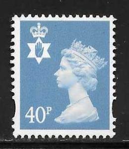 Great Britain Northern Ireland NIMH83 40p Machin MNH