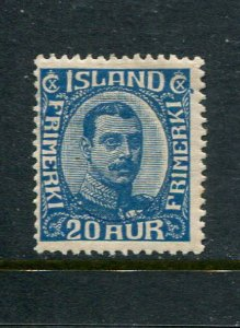Iceland #118 Mint