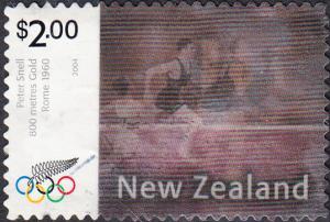 New Zealand #1971 Used