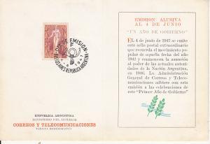 Argentina #565 FD Card
