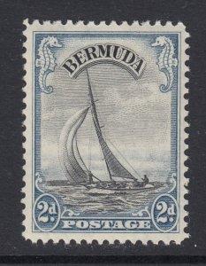 Bermuda, Sc 108 (SG 101), MHR