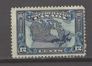 COLLECTION LOT # 3088 CANADA #145 MH 1927 CV+$25