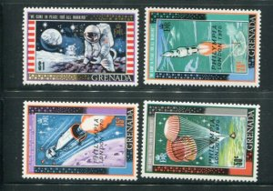 Grenada MNH 379-82 Space