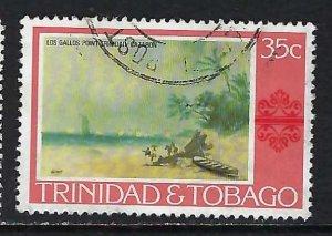 TRINIDAD & TOBAGO 265 VFU A326-8