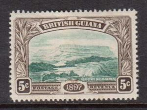 British Guiana #154 VF Mint