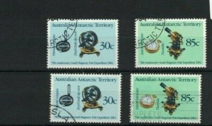 AAT51) Australian Antarctic Territory 1984 Magnetic Pole CTO/Used