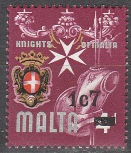 Malta #B21 MNH F-VF (SU2694)