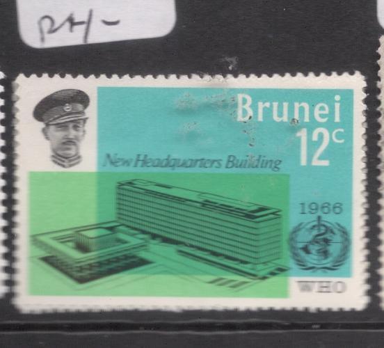 Brunei SG 142-3 MOG (10deo)