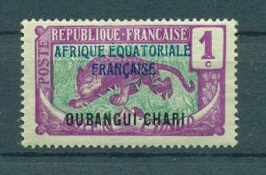 Ubangi-Shari sc# 41 mh cat value $.35