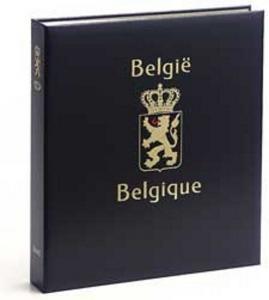 DAVO Luxe Hingless Album Belgium souvenir cards