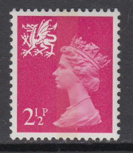 Great Britain Wales and Monmouth WMMH1 MNH VF