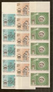 Vietnam (N) 1962 Titov Visit SG.N220-N222 MNH