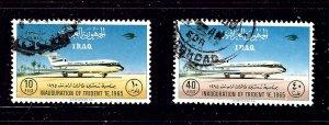 Iraq C13-14 Used 1965 issues     (P106)