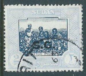 Sudan, Sc #O51, 2pi Used