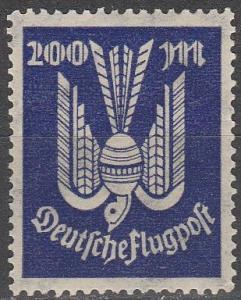 Germany #C19  F-VF Unused   (S6835)