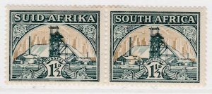 British Colony South Africa 1941 1 1/2d MH* Stamp A22P19F8986