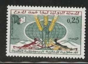 ALGERIA Scott 304 MNH** FAO stamp 1963