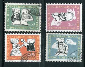 Portugal #891-4 Mint/Used (Box1)