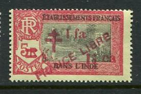 French India #209 Mint