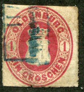 Oldenburg    SC.# 18 used