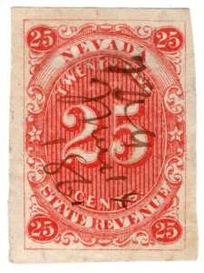 (I.B) US Revenue : State Revenue 25c (Nevada)