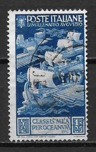 Italy 384 Maritime Roman Ships Single Used (z1)