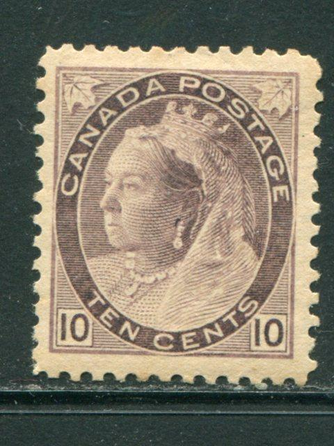 Canada  #83 Mint  XF -  Lakeshore Philatelics  LSP83c