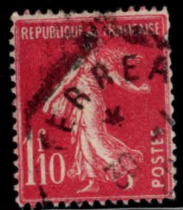 France Scott 182 used 1903-1938 Sower type